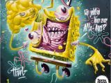 Spongebob Squarepants Wall Mural Pin On Zeichnen