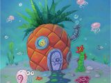 Spongebob Squarepants Wall Murals Spongebob Fanart Ilina Simova In 2020