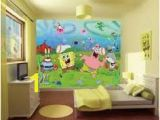 Spongebob Wall Mural 1002 Best Wall Murals Images