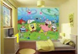 Spongebob Wall Mural 1002 Best Wall Murals Images