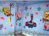 Spongebob Wall Murals 14 Best Abby S Room Images