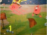 Spongebob Wall Murals 35 Best Mural Images On Pinterest