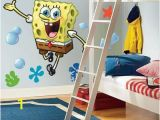 Spongebob Wall Murals Affordable Spongebob Squarepants Wall Stickers Posters for Sale at