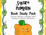Spookley the Square Pumpkin Coloring Page Spookley the Square Pumpkin Literacy Writing Language
