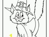 Spooky Cat Coloring Pages 8 Best W I T C H Coloring Pages Images On Pinterest