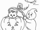 Spooky Cat Coloring Pages Ghost Coloring Pages 27 Printables to Color Online for Halloween