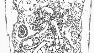 Spooky Halloween Coloring Pages Printable Halloween Coloring Sheets Pdf