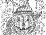 Spooky Halloween Coloring Pages Printable the Best Free Adult Coloring Book Pages