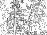 Spooky Halloween Coloring Pages the Best Free Adult Coloring Book Pages