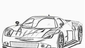 Sport Car Coloring Pages Printable Free Car Coloring Pages to Print New Picture Car to Color with