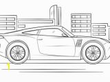 Sports Car Coloring Pages Online 10 Best Ausmalbilder Cars 3