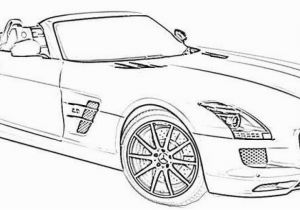 Sports Car Coloring Pages Pdf Ausmalbild Auto Ausmalbilder Autos Mercedes 762 Malvorlage Alle