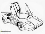Sports Car Coloring Pages to Print Race Cars to Color Classic Race Car Coloring Page