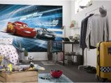 Sports Car Wall Murals Cars 3 Disney Paper Wallpaper Homewallmurals