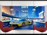Sports Car Wall Murals High Quality Custom 3d Wallpaper Murals Wall Paper to Enjoy the Cool Sports Car Murals Tv Wallpaper Decoration Living Room Wallpaper Canada 2019