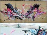 Spray Paint Wall Murals 139 Best Art Mural Images In 2019