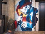"""Spray Paint Wall Murals Global Street Art On Twitter """"leonard Cohen by Matthewdawn"""
