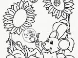 Spring Coloring Pages Printable for Adults 18 Lovely Free Spring Coloring Pages