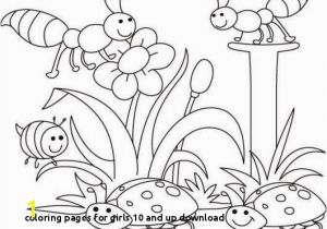 Spring Coloring Pages to Print for Adults Coloring Pages for Girls 10 and Up Download Spring Coloring Sheets