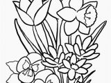 Spring Flowers Coloring Pages for Adults Spring Flowers Coloring Page Spring Coloring Tech Coloring Page