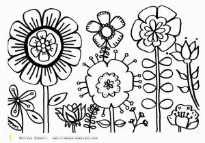 Spring Flowers Coloring Pages Fresh Spring Coloring Pages Free Printable Coloring Pages