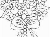 Spring Flowers Coloring Pages Pdf 3129 Best Coloring Flowers Images On Pinterest