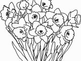 Spring Flowers Coloring Pages Pdf Spring Coloring Pages Printable Mikalhameed