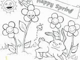 Spring Printable Coloring Pages Spring Coloring Sheets Free Printable Daffodil Coloring Page Concept