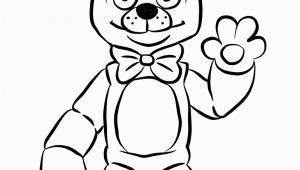 Spring Trap Coloring Page Fnaf Golden Freddy Coloring Pages