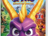 Spyro Reignited Trilogy Coloring Pages Amazon Spyro Reignited Trilogy Nintendo Switch