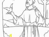 St Francis Of assisi Printable Coloring Page 118 Best Catholic Coloring Pages for Kids Images On Pinterest In