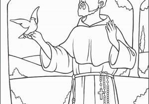 St Francis Of assisi Printable Coloring Page Barbie Coloring Pages Games Free Inspirational Coloring Pages