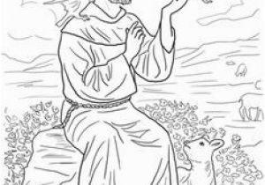 St Francis Of assisi Printable Coloring Page St Francis Of assisi Coloring Pages for Catholic Kids