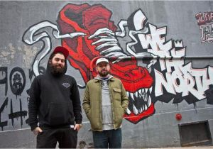 St James Park Wall Mural Raptors Playoff Run Celebrated by Murals In toronto and