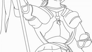 St Joan Of Arc Coloring Page Joan Of Arc the Maid Of orléans Coloring Page