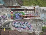 St John Wall Mural Graffiti Gun Picture Of fort Amherst Lighthouse St