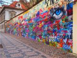 St John Wall Mural John Lennon Wall Prague Have to See This In Person