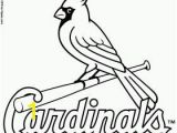 St Louis Cardinals Coloring Pages Flutterbug Creations Staci2all4 On Pinterest