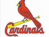 St Louis Cardinals Coloring Pages St Louis Cardinals Logo Cut Out From Printabletreats