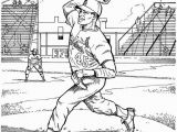 St Louis Cardinals Fredbird Coloring Page Fred Bird the St Louis Cardinals Coloring Pages Free