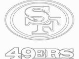St Louis Cardinals Logo Coloring Pages San Francisco 49ers Logo Coloring Page From Nfl Category Select