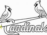 St Louis Cardinals Logo Coloring Pages St Louis Coloring Pages Democraciaejustica