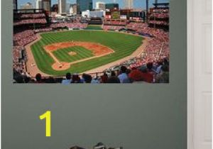 St Louis Cardinals Wall Mural 53 Best Baby Nursery Images
