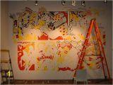 St Louis Cardinals Wall Mural Dan Zettwoch S Rubber Frame Mural