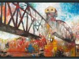 St Louis Wall Murals St Louis City Museum Slide – Shannon Webster Art Studio