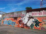 St Louis Wall Murals St Louis Flood Wall Graffiti Google Search