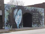 St Louis Wall Murals tower Grove In St Louis Mo Street°°art°°°