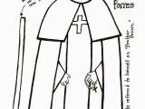 St Martin De Porres Coloring Page St Martin De Porres Coloring Sheet