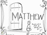 St Matthew Coloring Page St Matthew Coloring Page Awesome Thanksgiving Coloring Pages Free Po