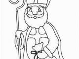 St Nicholas Coloring Page čert Hledat Googlem Zeichnen